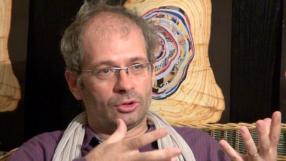 """Vidéo Entretien avec Driss Ksikes pour son texte : """"180°"""""""