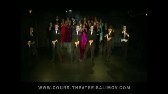 """Image du spectacle """"La Chauve-souris"""" (extr 8), opérette de Johann Strauss fils, Emile Salimov"""