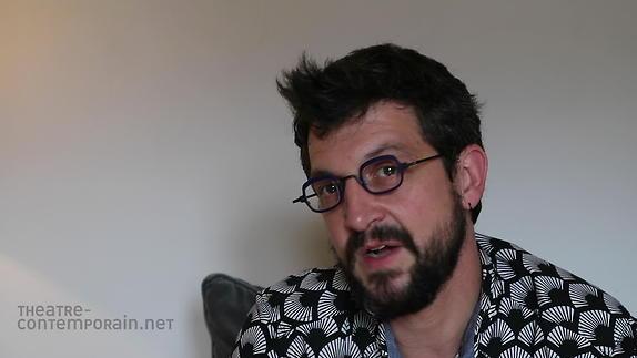 """Vidéo Simon Grangeat, """"L'écriture au jour le jour"""""""