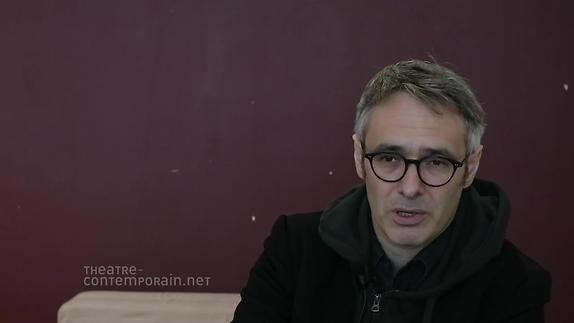 """Vidéo """"L'Autre nuit au milieu des arbres"""" présentation par Lancelot Hamelin"""