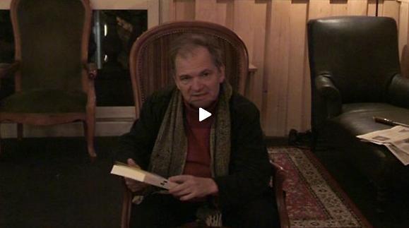 """Vidéo Jacques Rebotier nous parle de """"Le Cycle de l'Omme, une tétralogie"""""""