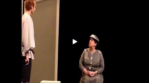 """Vidéo """"Poil de carotte"""" - Théâtre des 2 lions - Extraits"""