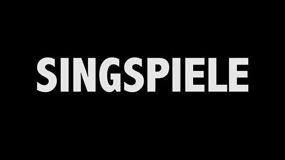 "Vidéo ""Singspiele"" de Maguy Marin - Teaser"