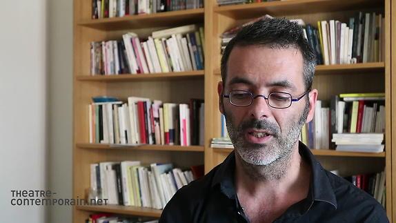 """Vidéo Sylvain Renard, """"Pigeon-Cyborg ou l'Homme-machine"""", l'origine"""