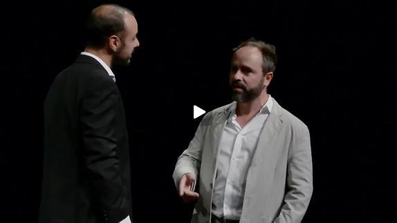 "Vidéo ""Don Juan désossé"", m.e.s. Brice Carayol - Teaser"