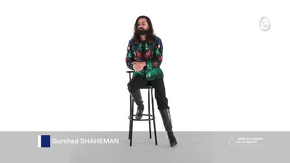 """Vidéo Gurshad Shaheman présente """"Il pourra toujours dire que c'est pour l'amour... """""""