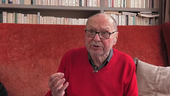 """Vidéo Entretien avec Claude Régy pour """"Rêve et folie"""""""