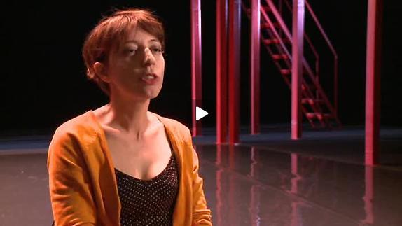 """Vidéo La comédienne Nathalie Matter sur """"11 septembre 2001"""""""
