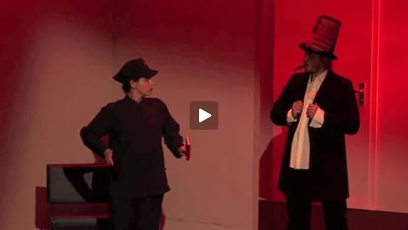 """Vidéo """"La Chinoise 2013"""" de Michel Deutsch, teaser"""