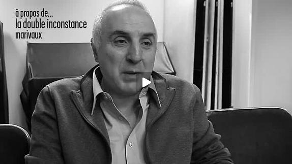"""Vidéo """"La double inconstance"""" - Entretien avec Adel Hakim"""