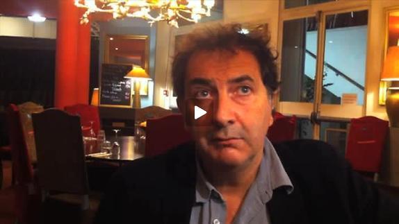 """Vidéo """"La Fin du monde est pour dimanche"""" - Entretien avec François Morel"""