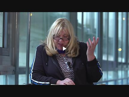 "Vidéo ""Baal"" de Bertolt Brecht - Christine Letailleur lit Brecht"