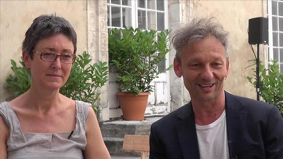 Vidéo Présentation de actOral.13 par Caroline Marcilhac et Hubert Colas
