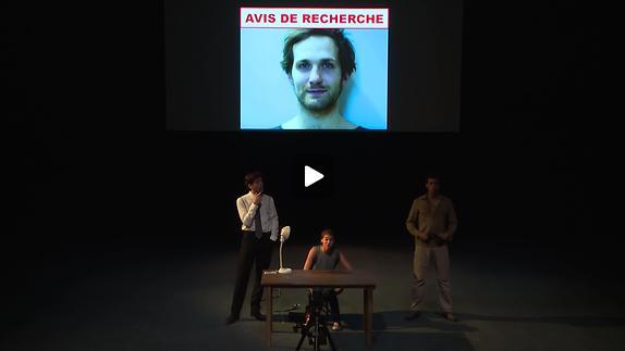 Vidéo Yann-Joël Collin - Roberto Zucco - Extraits