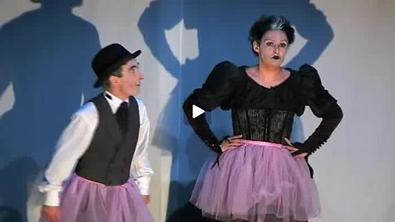 """Vidéo """"Drôle de frousse!"""", spectacle jeune public, extraits"""
