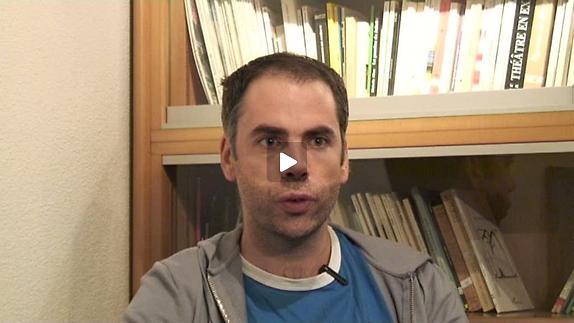 """Vidéo Entretien avec J. Richer autour de """"Je me méfie de l'homme occidental..."""""""