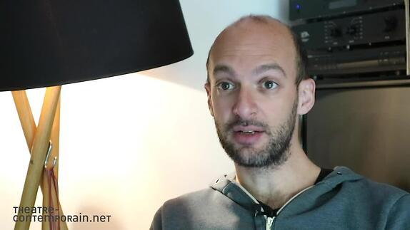 "Vidéo David Geselson, ""Doreen"", présentation"