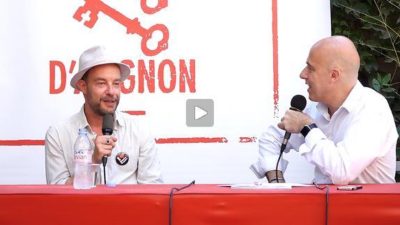 """Vidéo Olivier Balazuc pour """"L'Imparfait"""""""