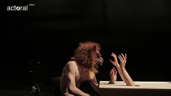 """Image du spectacle """"Fléau"""" - Dave St-Pierre / Alex Huot - Extraits"""