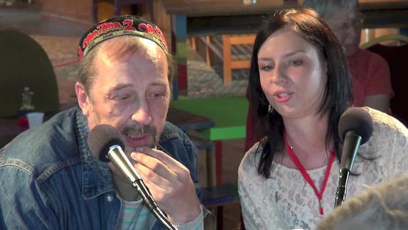 "Vidéo Entretien avec Nikolaï Kolyada et Sergueï Kolessov pour ""Baba Chanel"""