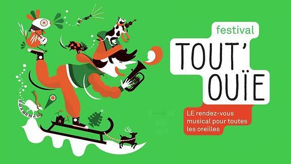 """Vidéo Festival """"Tout'Ouïe"""" 8 au 16-12 2015"""