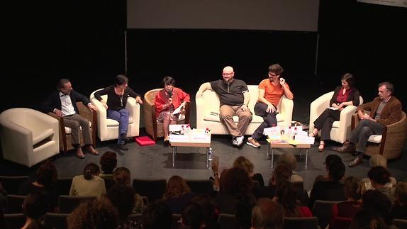 """Vidéo Table ronde 5 : """"Transmettre le théâtre contemporain"""""""