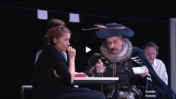 """Image du spectacle """"Cyrano de Bergerac"""", m.e.s. Dominique Pitoiset - Bande-annonce"""