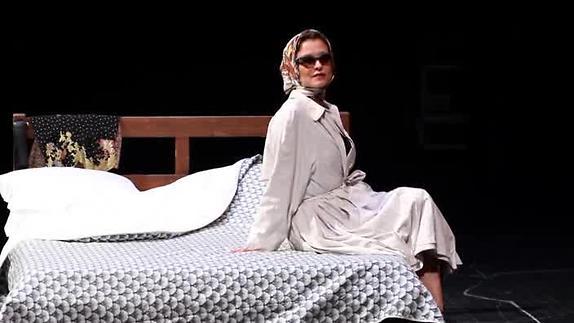 """Image du spectacle """"Femme de chambre"""", teaser"""