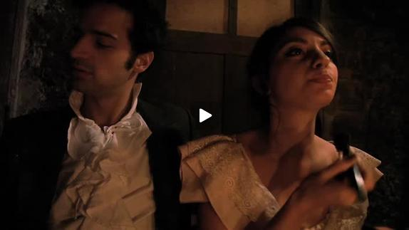 """Vidéo """" Chateau en Suède"""" par La Troupe en bois, teaser"""