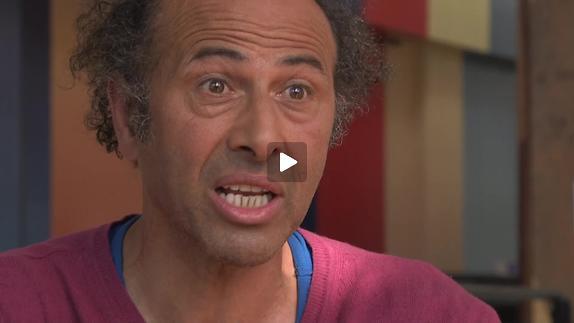 """Vidéo """"Rivages"""" - Interview du metteur en scène Rachid Akbal"""