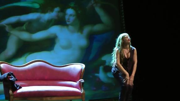 """Vidéo """"Les Règles du Savoir-Vivre..."""" de J.-L. Lagarce, m.e.s. A. Rigolo - Teaser"""
