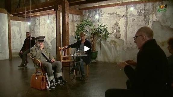 "Vidéo ""Trois sœurs"", m.e.s. Christian Benedetti, bande-annonce"