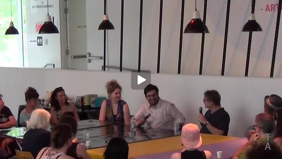 Vidéo Tiago Rodrigues au petit déjeuner, 9e FTA