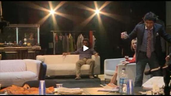 """Image du spectacle """"J'aurais voulu être égyptien"""", extraits"""