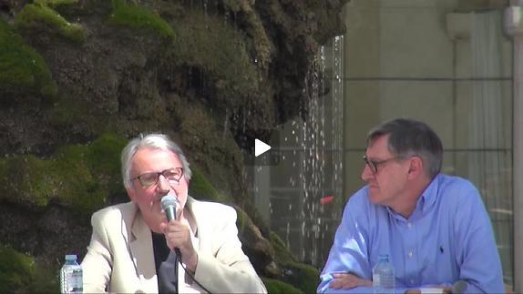"""Vidéo Jean-François Peyret pour """"Re : Walden"""""""