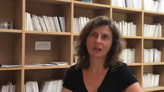 "Vidéo Olivia Rosenthal, ""Bambi and co"", présentation"