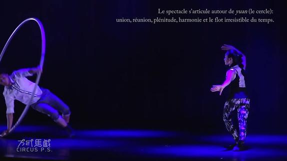 """Vidéo """"Distance"""" - Circus P.S. - Bande-annonce"""