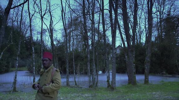 """Vidéo """"Points de non-retour"""" - Alexandra Badea - Teaser (1/2)"""