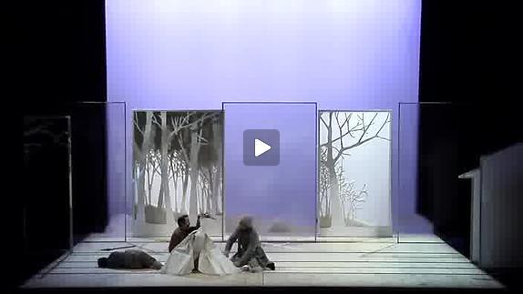 """Vidéo """"La Femme oiseau"""", m.e.s. Alain Batis, bande-annonce"""
