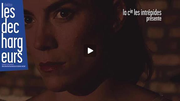 """Vidéo """"Nous qui sommes cent"""", m.e.s. L. Perrotte - Teaser"""