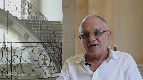 """Vidéo Philippe Minyana, """" Une Actrice"""", présentation"""