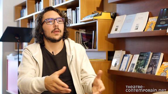 """Vidéo """"Régner sur les cendres"""" de Romain Nicolas / Présentation par l'auteur"""
