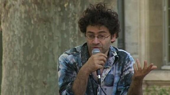 """Vidéo Wajdi Mouawad pour """"Seuls"""""""