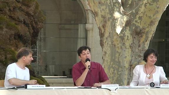 Vidéo Conférence de presse bilan du 66e Festival d'Avignon 2012