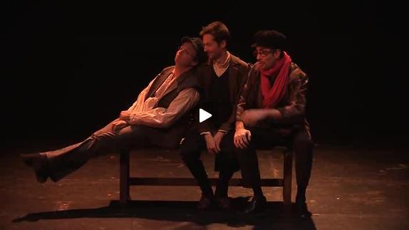 """Vidéo """"Les Misérables"""", m.e.s. Manon Montel - Bande-annonce"""