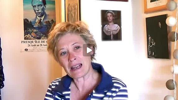 "Vidéo ""La Maison de Bernarda Alba"" - Interview de Cécile Brune"