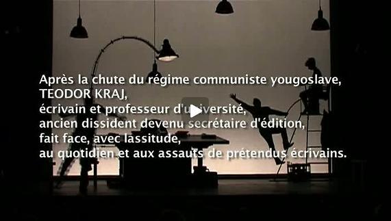 """Vidéo """"Le Professionnel"""" de D. Kovačević, m.e.s. de P. Lanton, bande-annonce"""