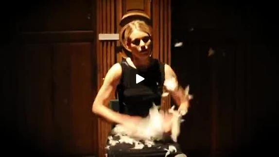 "Vidéo ""Das ist die Galerie"", m.e.s. Linda Dušková - Teaser"