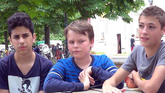 """Vidéo """"Une chambre en Inde"""", le projet avec les collégiens"""