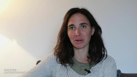 """Vidéo Douna Loup,  """"La découverte du théâtre"""""""